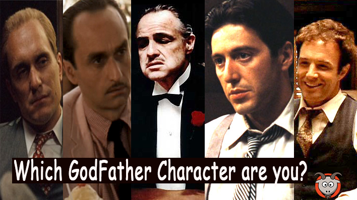 GodfatherCharacter Which Godfather character are you?