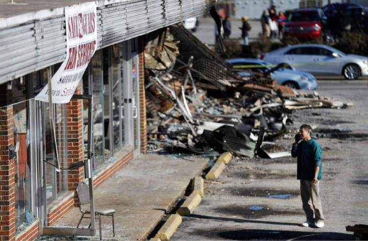 Ferguson small business Where is the logic in destroying small business in your own community?