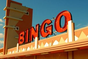 bingobingo 303x204 What Are The Origins of Bingo?