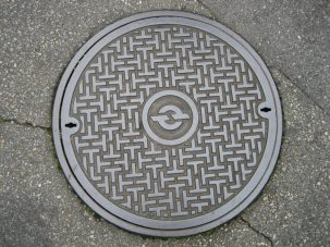 why are manhole covers round 1 303x227 Why are manhole covers round?