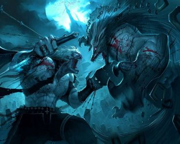 Vampires vs Werewolves - Who would win?